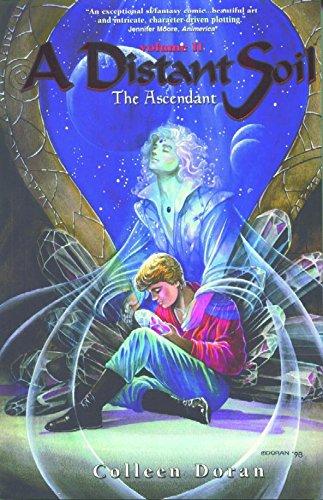 The Ascendant (Distant Soil, Book 2)