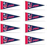 Cleveland Indians 8 Piece Mini Pennant Set