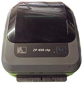Zebra Technologies ZP-450 CTP Thermal Label Printer, Fixed Width