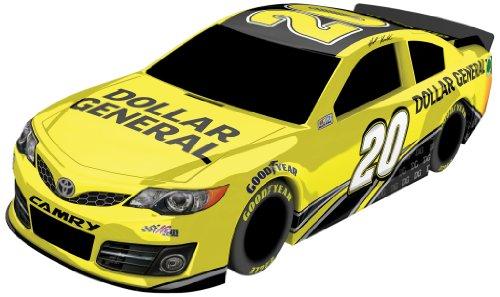 matt-kenseth-20-dollar-general-2014-nascar-plastic-toy-car-118-scale
