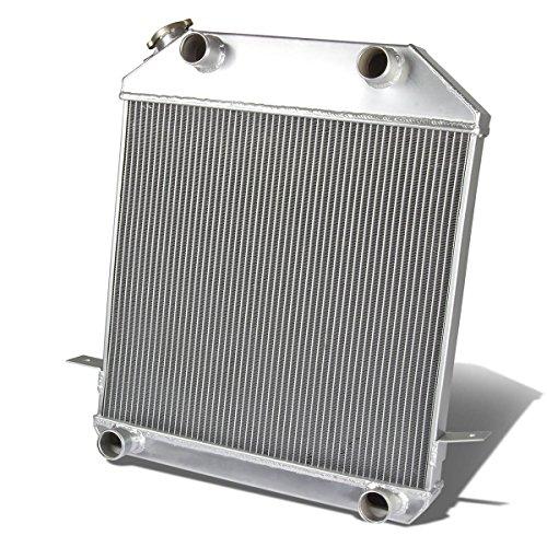 DNA Motoring RA-FLATH39-3 3-Row Full Aluminum -