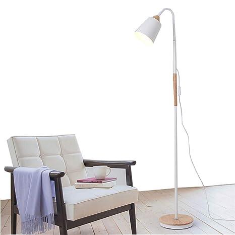 ZFF-LDD Control Remoto Simple LED Lámpara de pie para ...