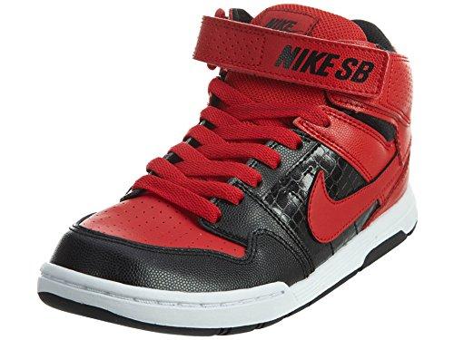 Nike Barna Mogán Mid To Jr Rullebrett Sko Universitet Rød / Universitet Rød / Svart