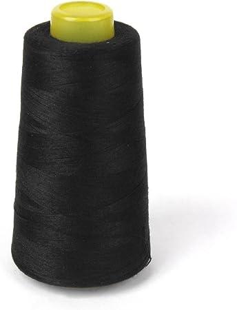 1 bobina de hilo para costura poliéster para máquina de coser 40S ...
