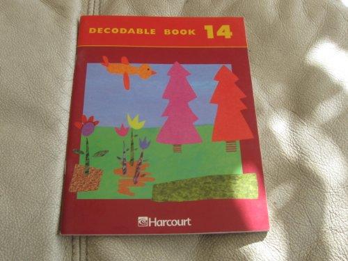 (Harcourt School Publishers Trophies: Decodable Book Bk14 Gr2)