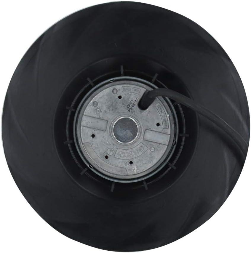 Original New ebmpapst Fan R2E220-AD19-11 Size 220mm Backward Inclined Turbo Centrifugal Fans