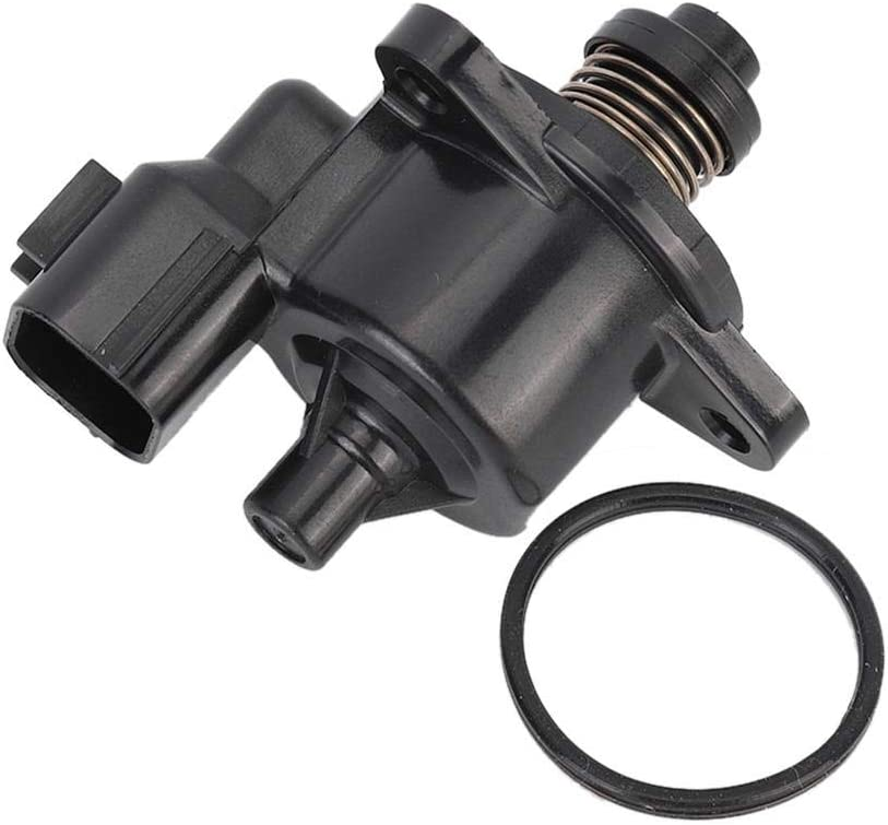 Idle Air Control Valve Idle Air Speed Control Valve Fit for KING QUAD 500 750 Stepper 13520-31G00