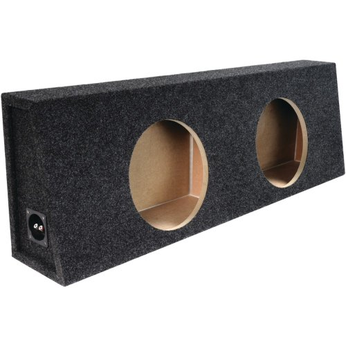 E12DT Sealed Carpeted Subwoofer Enclosure
