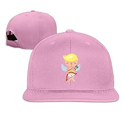 Simoner Cartoon Angel Hip Hop Baseball Caps Snapback Hats