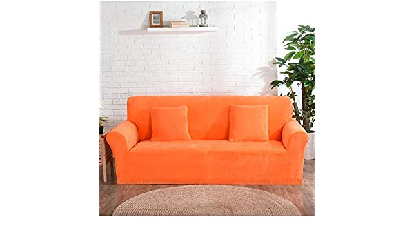 WUFANGFF Funda De Sofa Sof/á Tela Stretch Cubierta Cubierta H/úmeda Fundas De Asiento De Amor Muebles Fundas De Envoltura Que Cubre La Toalla,1 Plazas 90-140Cm