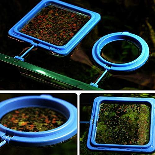 Anillo de alimentación de Peces para Guppy Goldfish 7