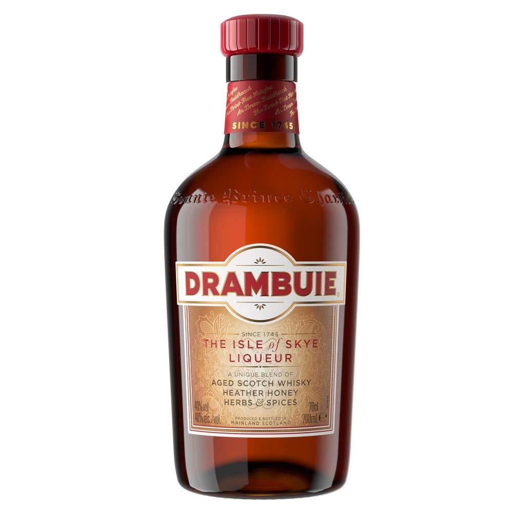 Licor whisky drambuie tr70cl 40º