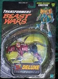 Beast Wars Transmetals 2 Cheetor Exclusive Red Fox Kids Repaint
