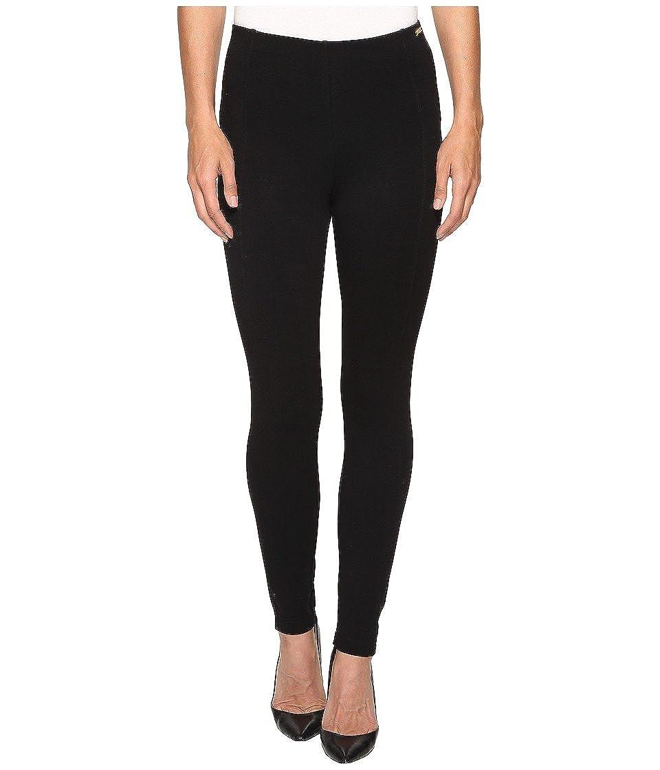8aa0a54afe20d7 Ivanka Trump Women's Lightweight Tummy Control Pants Black Pants at Amazon  Women's Clothing store: