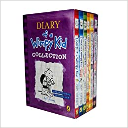 Diary of wimpy kid 6 books box set collection the ugly truth dog diary of wimpy kid 6 books box set collection the ugly truth dog days do it yourself book diary of a wimpy kid rodrick rules the last straw jeff solutioingenieria Choice Image