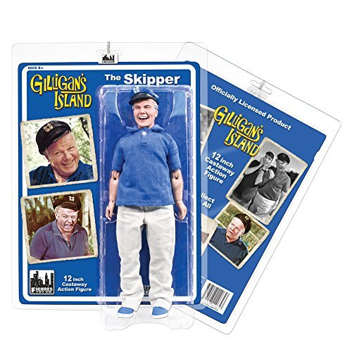 Gilligan's Island 12 Inch Action Figures Series 1: Skipper by Figures Toy Company