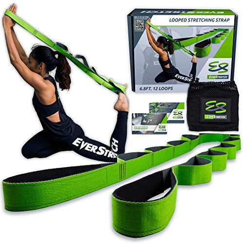 EverStretch Non-Elastic Stretching Strap