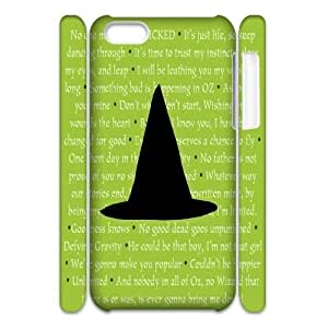 diy iphone 5c 3D case, Musical Wicked 3D case for iphone 5c at Jipic
