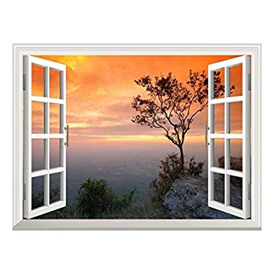 Removable Wall Sticker Wall Mural ( Sunset at...