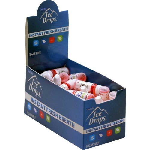 Ice Drops Cinnamint (Pack of 50) Scope Breath Drops