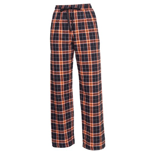 Boxercraft Flannel - Boxercraft-Fashion Flannel Pant-F19 - Black/White - Large