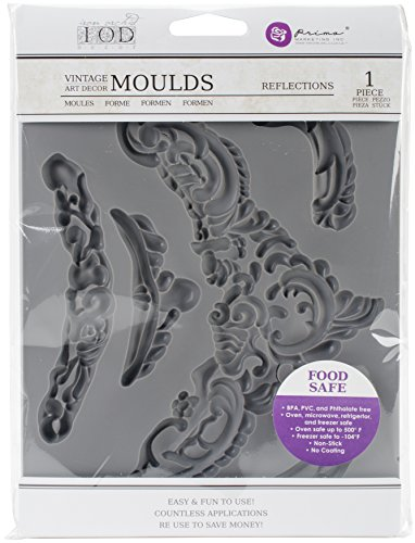 Prima Marketing IOD Decor Mold - Reflections