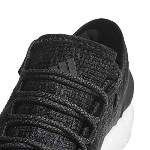 Solid Grey Black Shoes Pureboost Size Grey 5 8 dgh dgh Adidas M a8qxYYf