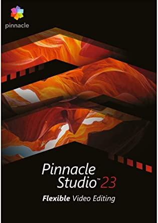 Pinnacle Studio 23 Standard Pc Pc Activation Code By Email Amazon Co Uk Software