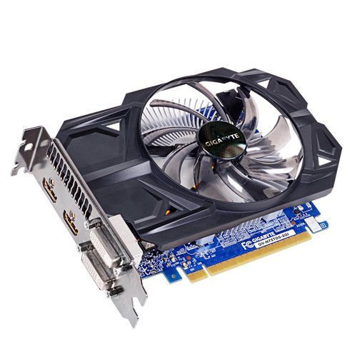 Gigabyte GeForce GTX 750 Ti Graphic Cards (GV-N75TD5-2GI)