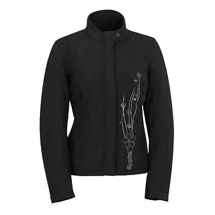 Chaqueta corta (impermeable Spyke Athena WP chaquetas moto para mujer