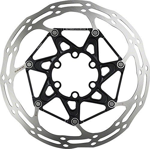 - SRAM Centerline X Rounded Rotor Silver, 180mm