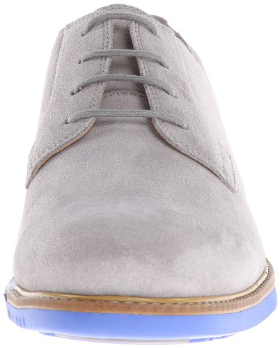 Cole Haan Hombres Great Jones Plain Oxford Ironstone Suede