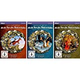 Als die Tiere den Wald verliessen - Gesamtedition / Die komplette Serie auf 6 DVDs (Pidax Animation)