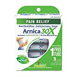 Image of Boiron Arnica Montana 30X Pain Relief Medicine 3 Count Homeopathic