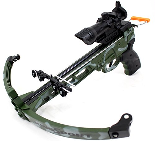 PowerTRC Military Toy Crossbow Set w/Target by PowerTRC (Image #1)