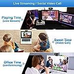 Hrayzan Webcam 1080P live streaming video call