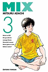 Mix, tome 3 par Mitsuru Adachi