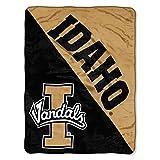 "Idaho Vandals ""Halftone"" Micro Raschel Throw"