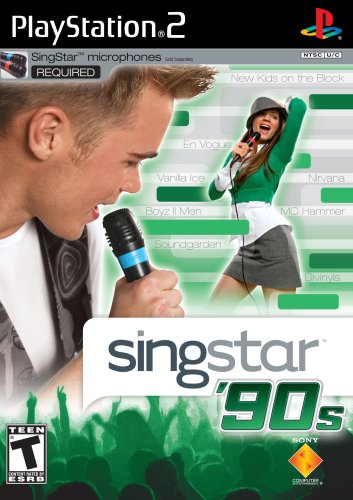 (SingStar '90s (Stand Alone) - PlayStation 2)
