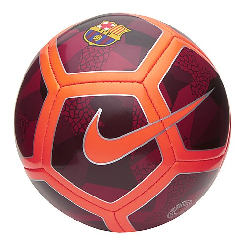Nike FCB Nk Skls Balón de Fútbol, Hombre, (Night Maroon/Hyper ...
