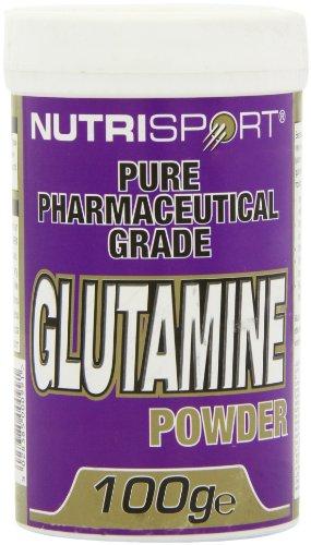 Nutrisport Glutamine Powder 100g