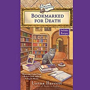 Bookmarked for Death Audiobook
