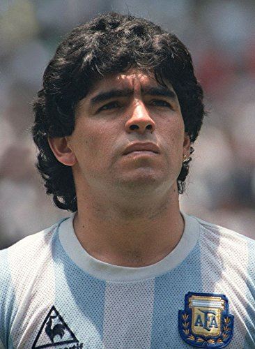 005 Diego Maradona 14x19 inch Silk Poster Aka Wallpaper Wall Decor By NeuHorris ()