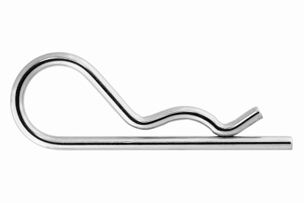 Dutyhook - Coppiglie a molla in acciaio inox AISI 316 Marinetech