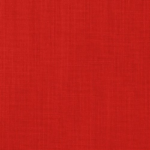 Richland Textiles Premium Broadcloth Red Fabric by The Yard,