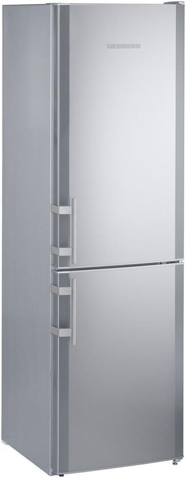 Liebherr CUef 3311-20 Independiente 294L A++ Plata nevera y congelador - Frigorífico (294 L, SN-ST, 39 dB, 4 kg/24h, A++, Plata): Amazon.es: Hogar