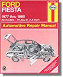 H36032 Haynes Ford Fiesta 1977-1980 Auto Repair Manual