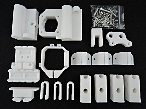 [Sintron] 3D Printer Plastic Printed Part Frame Kit for MK8 Extuder Reprap Mendal Prusa i3