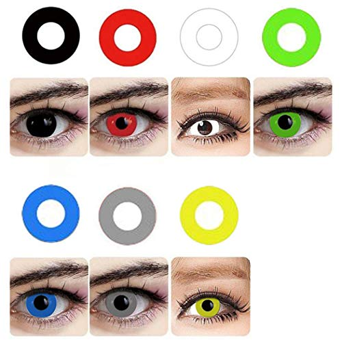 Multicolor Cute Charm and Attractive Contact Lense Case