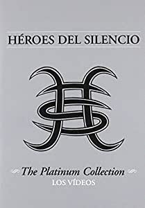 Héroes del silencio – The Platinum Collection [DVD]
